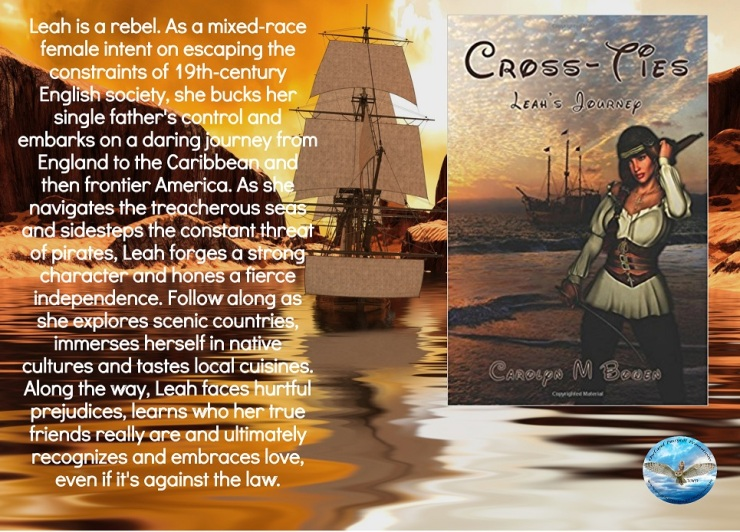 Carolyn cross-ties blurb