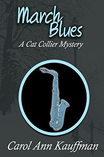 03 Carol March Blues A Cat Collier Mystery