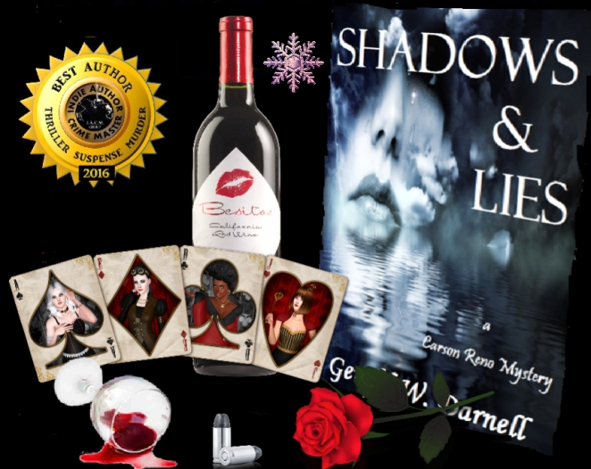 Ger shadows & Lies Christmas