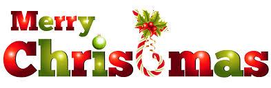 Line Merry Christmas