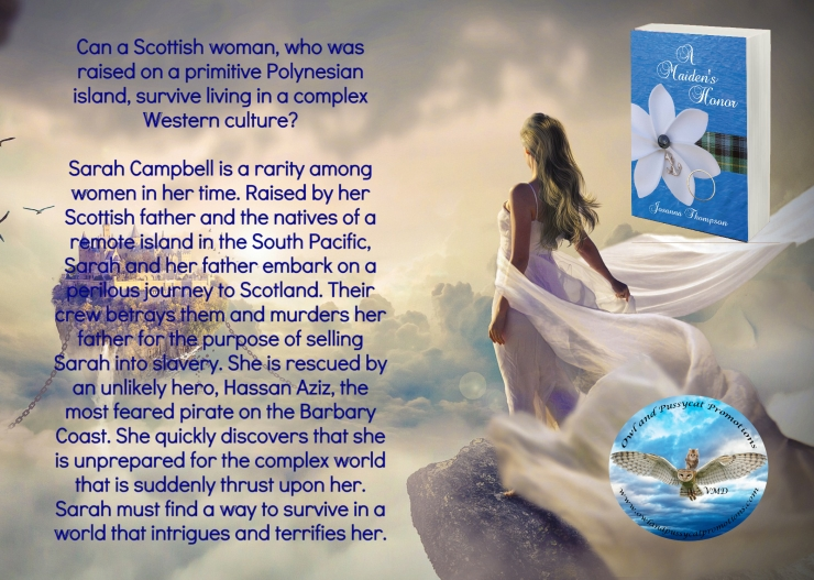 Josanna maidens honor blurb