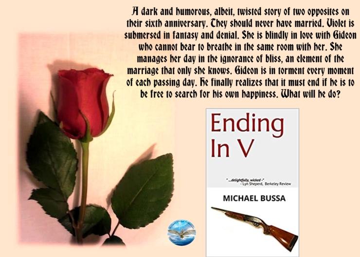 Michael ending in v blurb