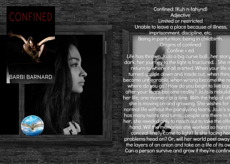 Barbi confined blurb 2-19-18