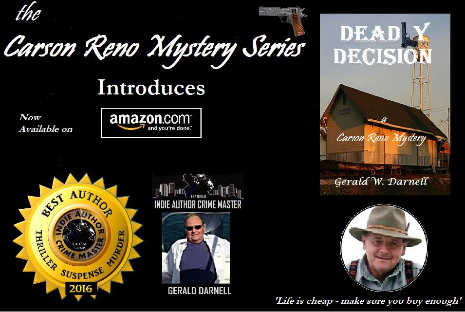 ger deadly decision black background