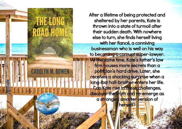 Carolyn the long road home blurb 3-19-18