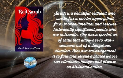 Carol red sarah blurb 4-23-18