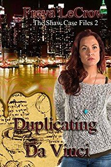 Freya LeCrow Duplicating Da Vinci