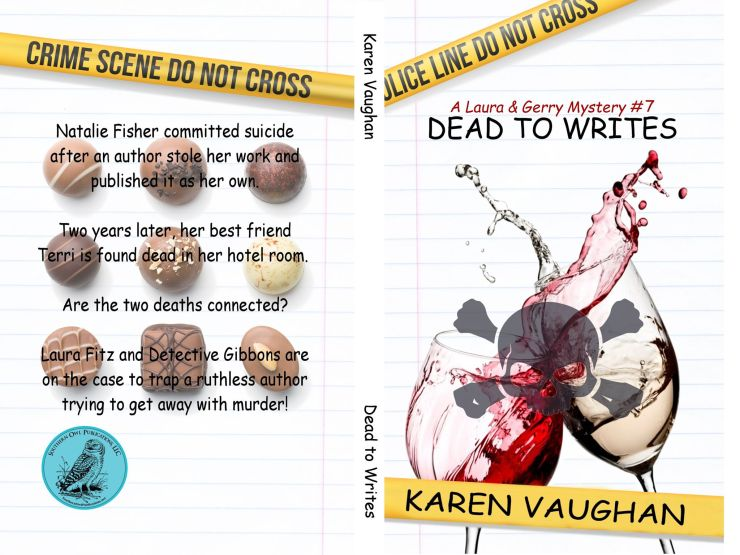 Karen left for dead new cover print