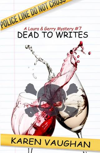 Karen left for dead new cover