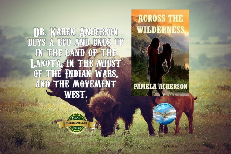 Pam across the wilderness Christmas