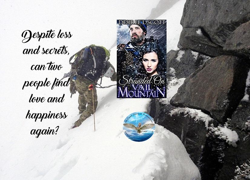 Desiree stranded on vail mountain 6-4-18