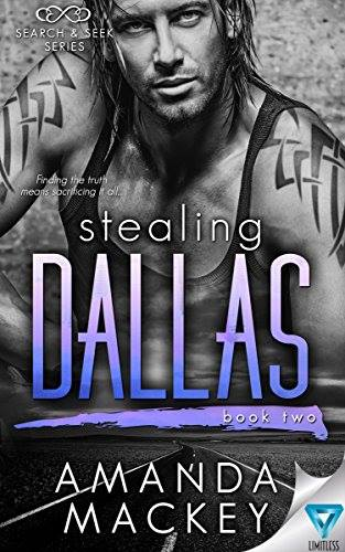Amanda Mackey Stealing Dallas cover