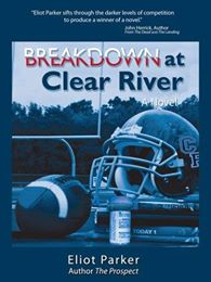 Breakdown at Clear River by Eliot Parker