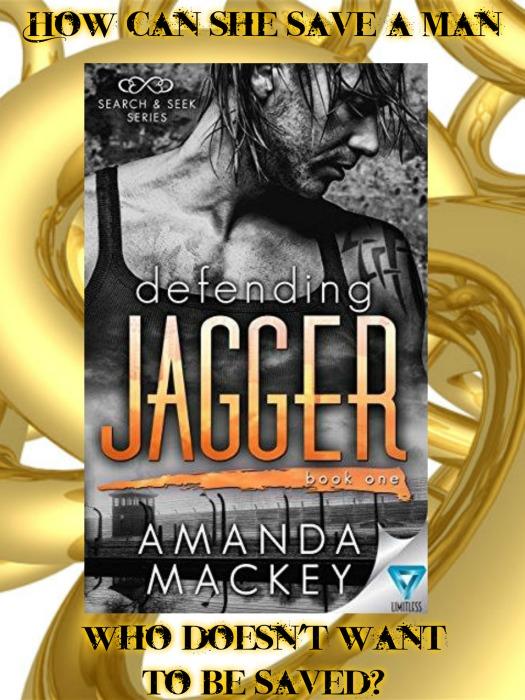 Defending Jagger promo Amanda Mackey
