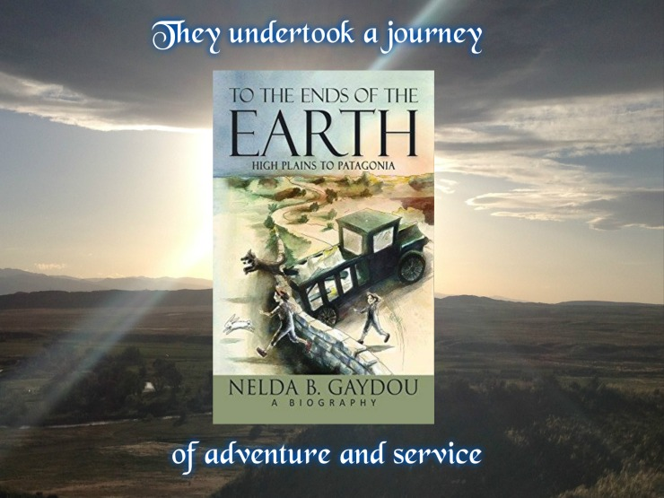 Ends of the Earth Nelda Gaydou promo 2