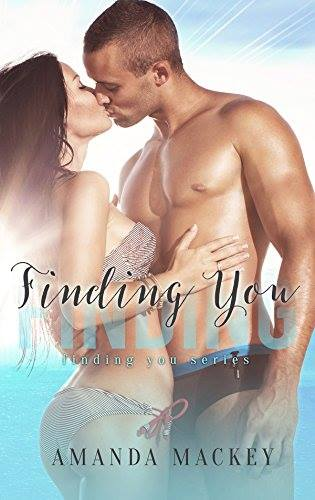 Finding You Amanda Mackey cover