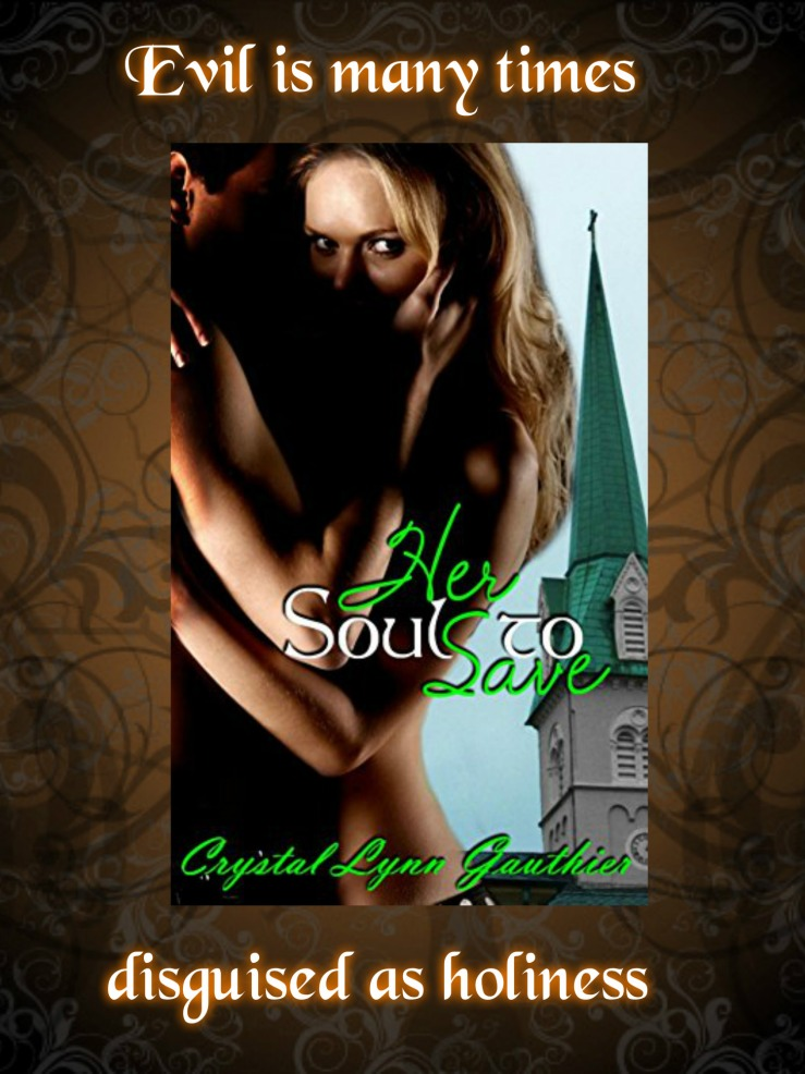 Her Soul to Save promo Crystal Gauthier