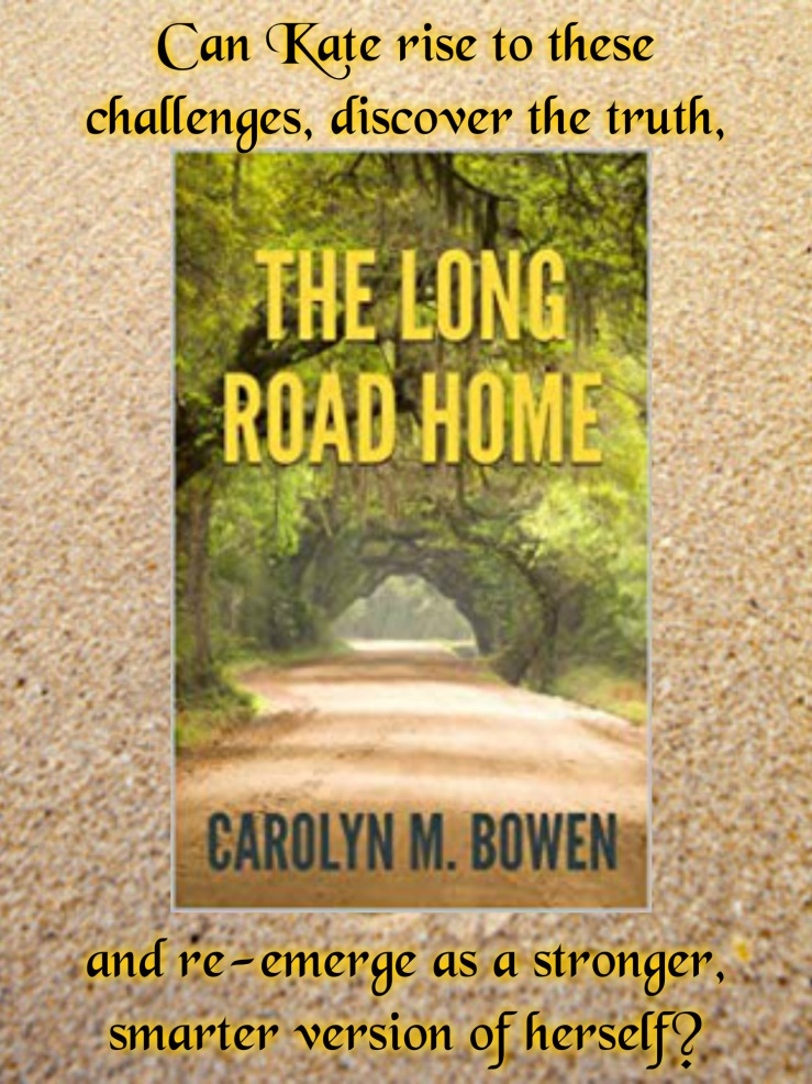 Long Road Home Promo Carolyn Bowen