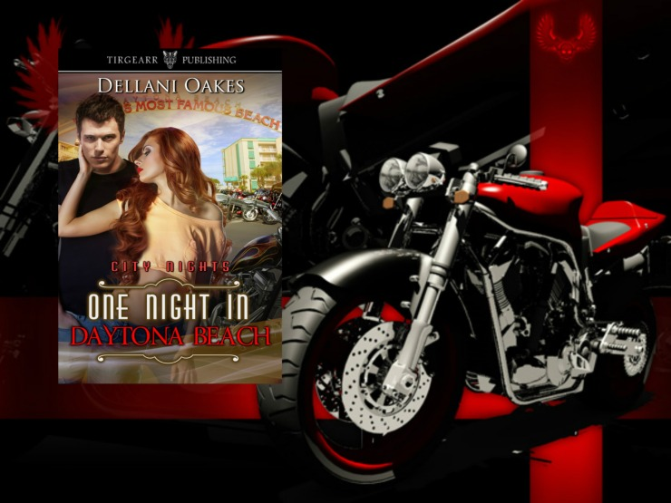 One Night in Daytona Beach motorcycle
