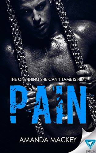Pain Amanda Mackey cover