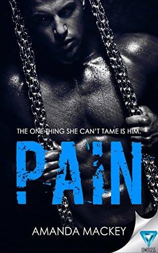 Pain Amanda Mackey cover