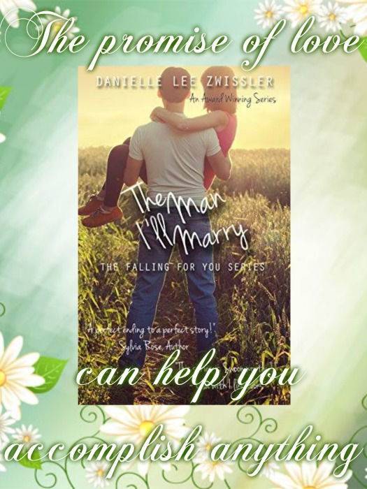 The Man I'll Marry promo Danielle Zwissler