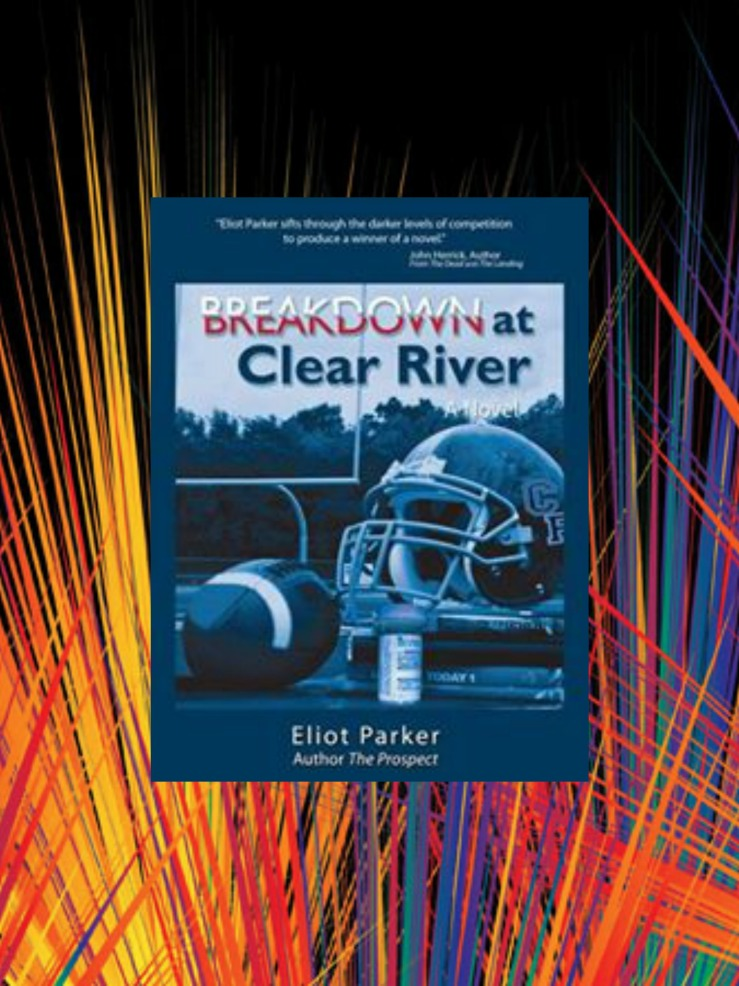 Breakdown at Clear River colorful promo