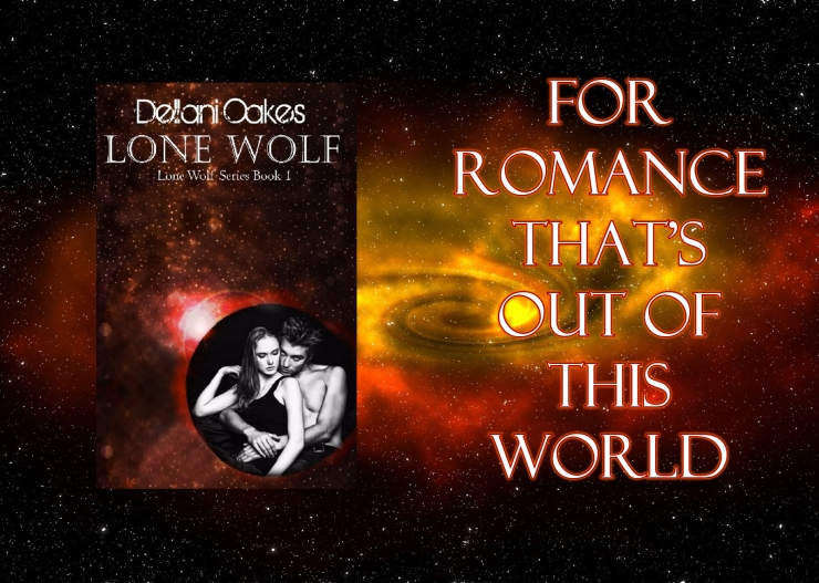 1 Lone Wolf Romance That's Out of This World