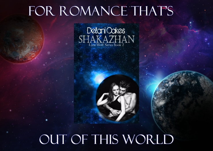 2 Shakazhan for romance that's out of this world