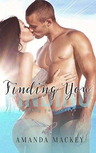 Finding You Amanda Mackey cover