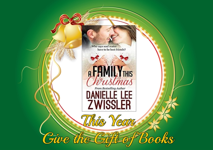 give the gift of books family for christmas danielle zwissler