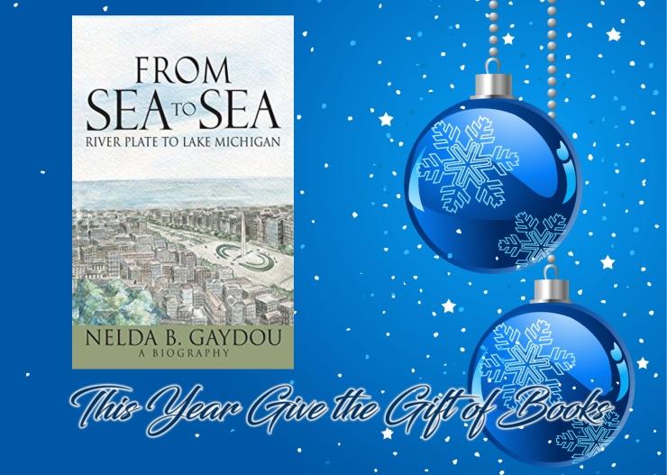 give the gift of books sea to sea nelda gaydou
