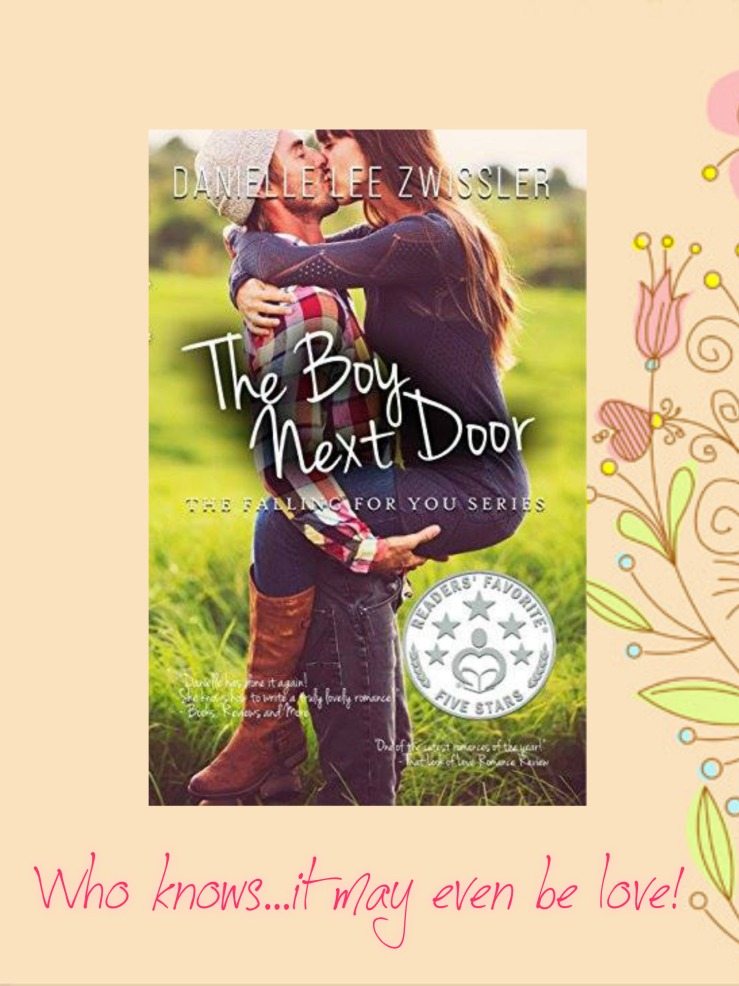 boy next door danielle zwissler promo