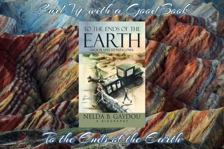 curl up with a good book ends of the earth nelda gaydou