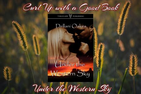 curl up with a good book under the western sky dellani oakes
