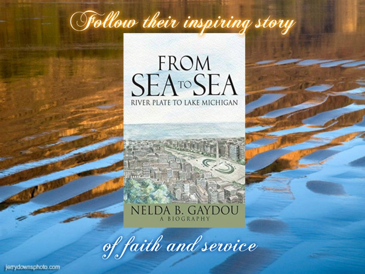 From Sea to Sea promo Nelda Gaydou