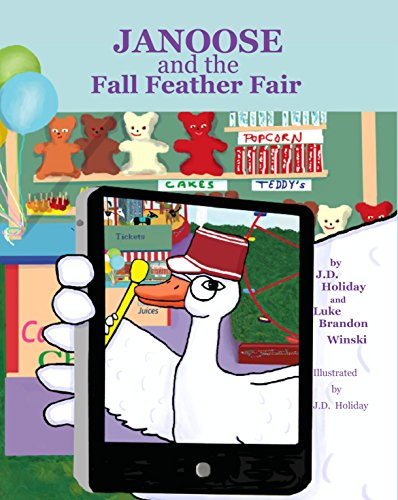 jd janoose and the fall feather fair
