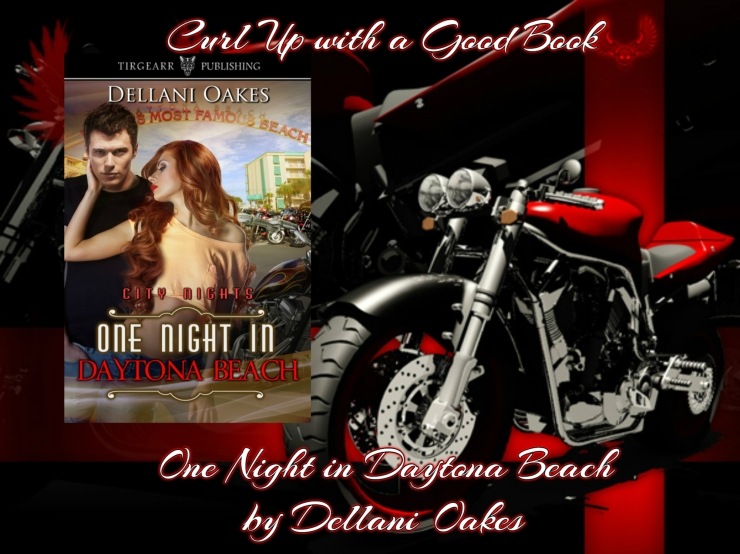 Curl Up with a Good Book Onie Night in Daytona