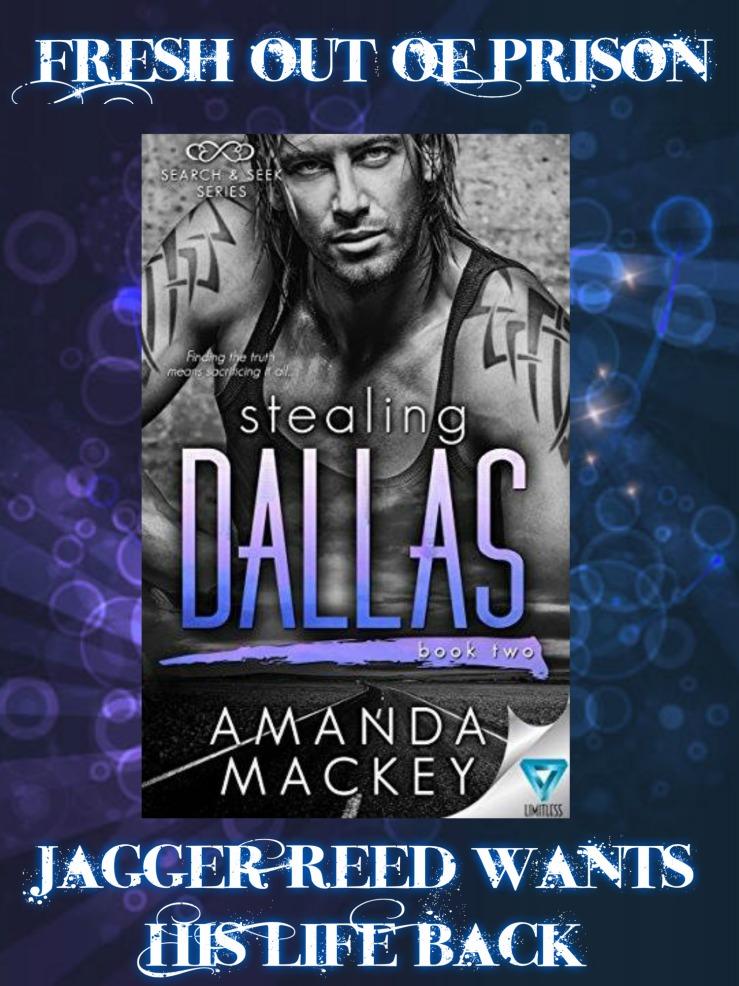 Stealing Dalls promo Amanda Mackey