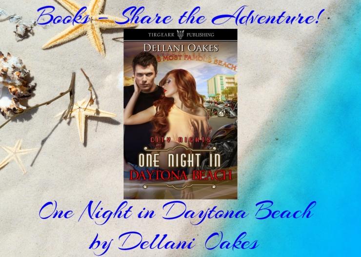 Books – Share the Adventure! One Night in Daytona Beach by Dellani Oakes