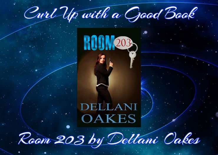 Curl Up with a Good Book Room 203 by Dellani Oakes