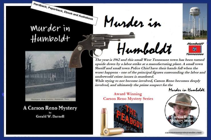 Murder in humboldt