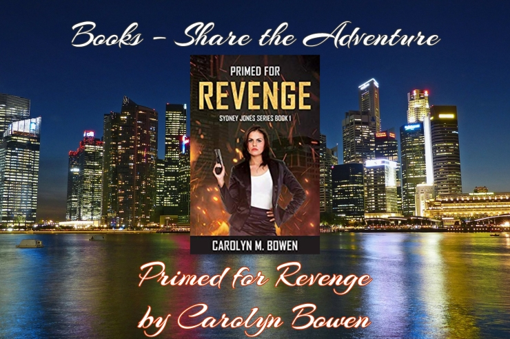 share the adventure primed for revenge carolyn bowen