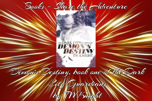 share the adventure demon's destiny