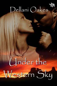Under the Western Sky by Dellani Oakes - 200