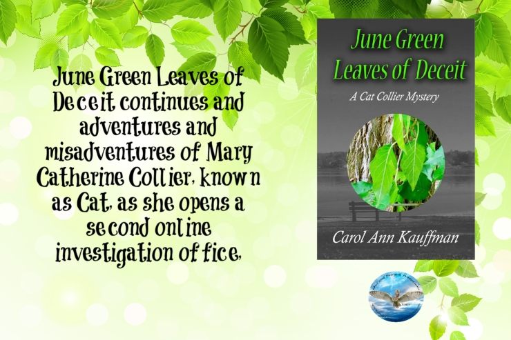 Carol june green leaves