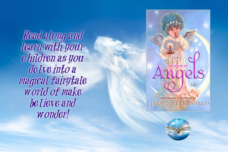 Judy book of angels