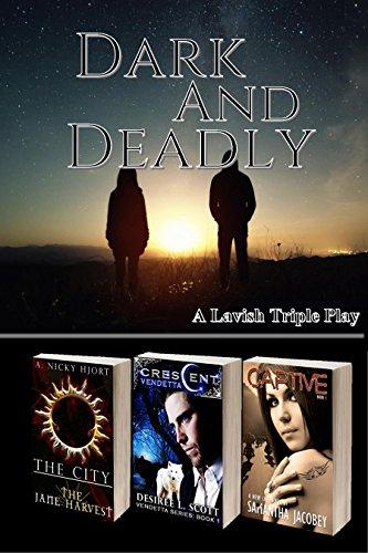 Sam Dark and Deadly A Lavish Triple Play