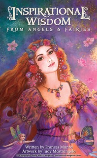 2. Cover Inspirational Wisdom from Angels & Fairies_
