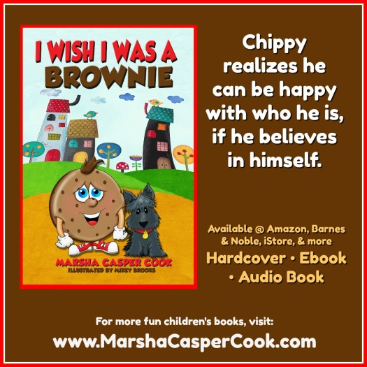 wish i was a brownieblurb